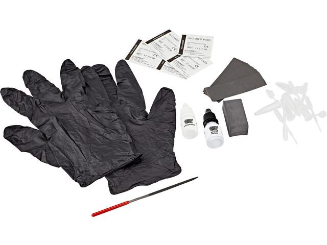 Sendhit Scratch Cover Kit de reparación, negro